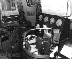 EF58 運転室